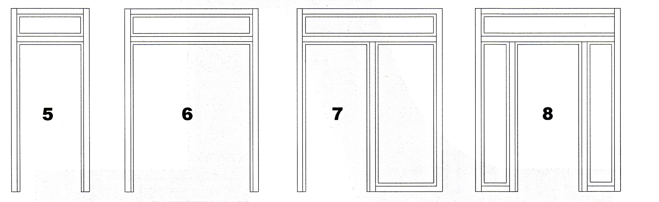 820 #676764 STEELCRAFT COMMERCIAL HOLLOW METAL DOORS AND FRAMES save image Steelcraft Doors 13572664