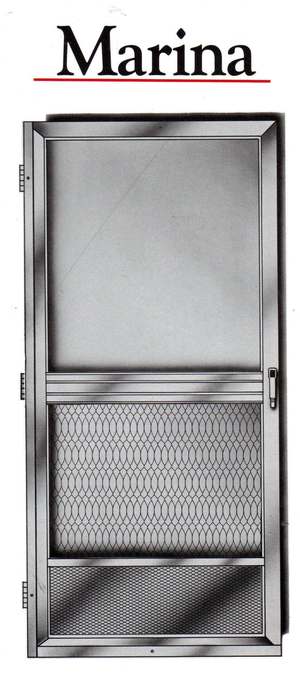 screen doors roll away screens img of aluminum screen doors ae1d226724